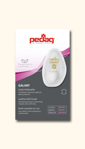 Pedeg Galant Leather half-insole