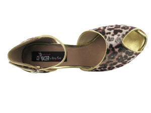 Very Fine CD3009 Brown Leopard
