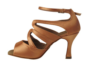 Very Fine SERA7039 Tan Satin