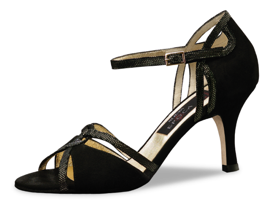 Nueva Epoca Christina with Leather sole
