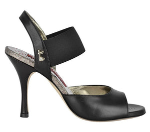 Tangolera E 01 Black Heel 9 cm Size 39 Offer