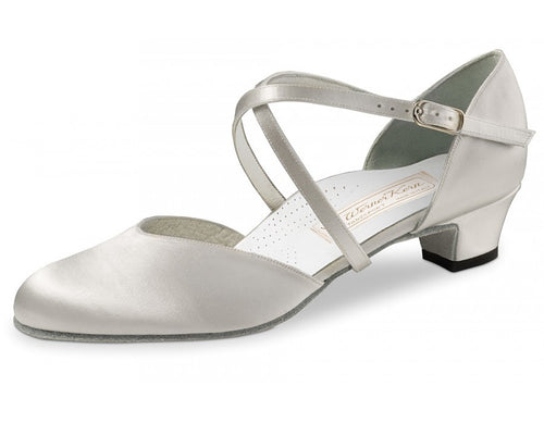 Werner kern Felice Shoes Felice 3,4 Satin white Comfort