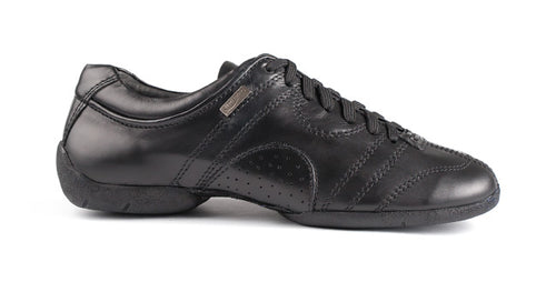 PD Casual 001- Black Leather