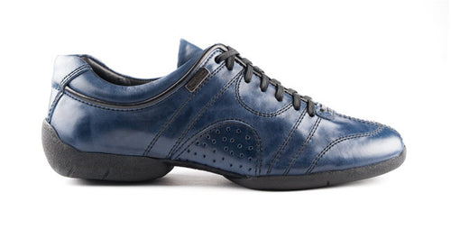 PD Casual 001- Blue Leather