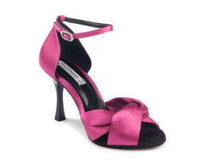 PD509 Fuschia Satin