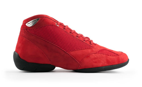 PD960 PREMIUM Red Nubuck/Mesh