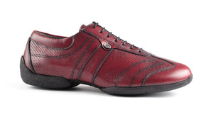 Portdance PD Pietro Street - Bordeaux Leather