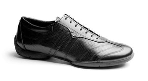 Portdance PD Pietro Street - Black Leather