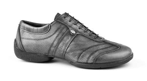 Portdance PD Pietro Street -  Grey Leather