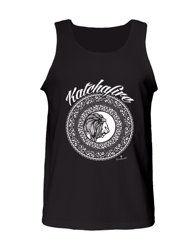 Men's Mandala Tank (Black)