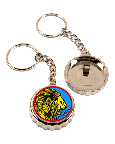 Lion Bottle Opener