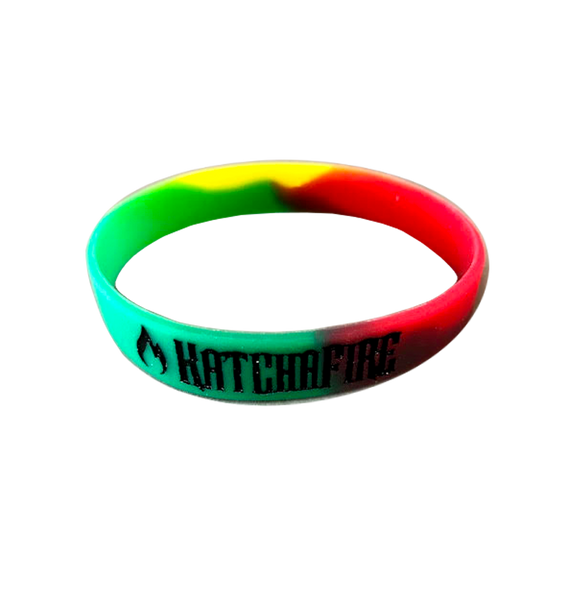 Rasta Wristband (2 for $5)