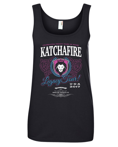 2017 Legacy Tour Ladies Tank