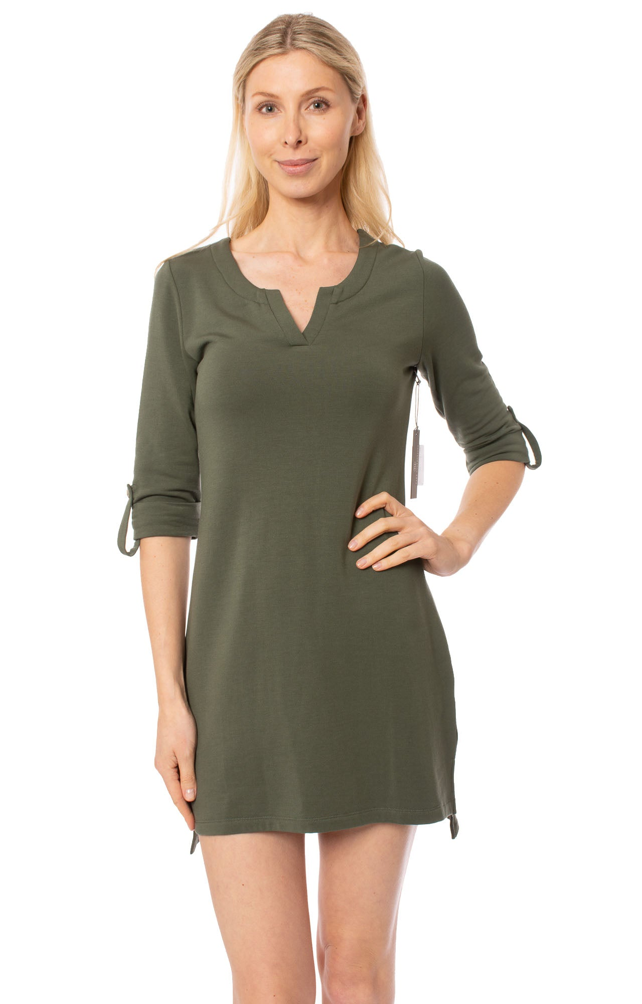 Tart Collections - Nila Dress (T11233, Olive)