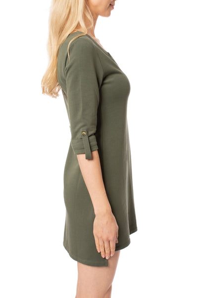 Tart Collections - Nila (T11233, Olive) alt view 1