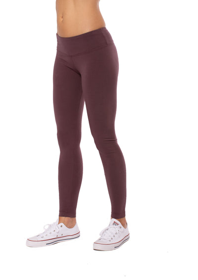 Hard Tail Forever - Flat Waist Ankle Legging (W-452, Night)