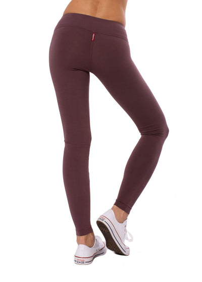Hard Tail Forever - Flat Waist Ankle Legging (W-452, Night) alt view 2