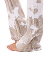 Hard Tail Forever - Contour Roll Down Boho Bell Bottom Flare Pant (W-598, Tie-Dye VCL1) alt view 5