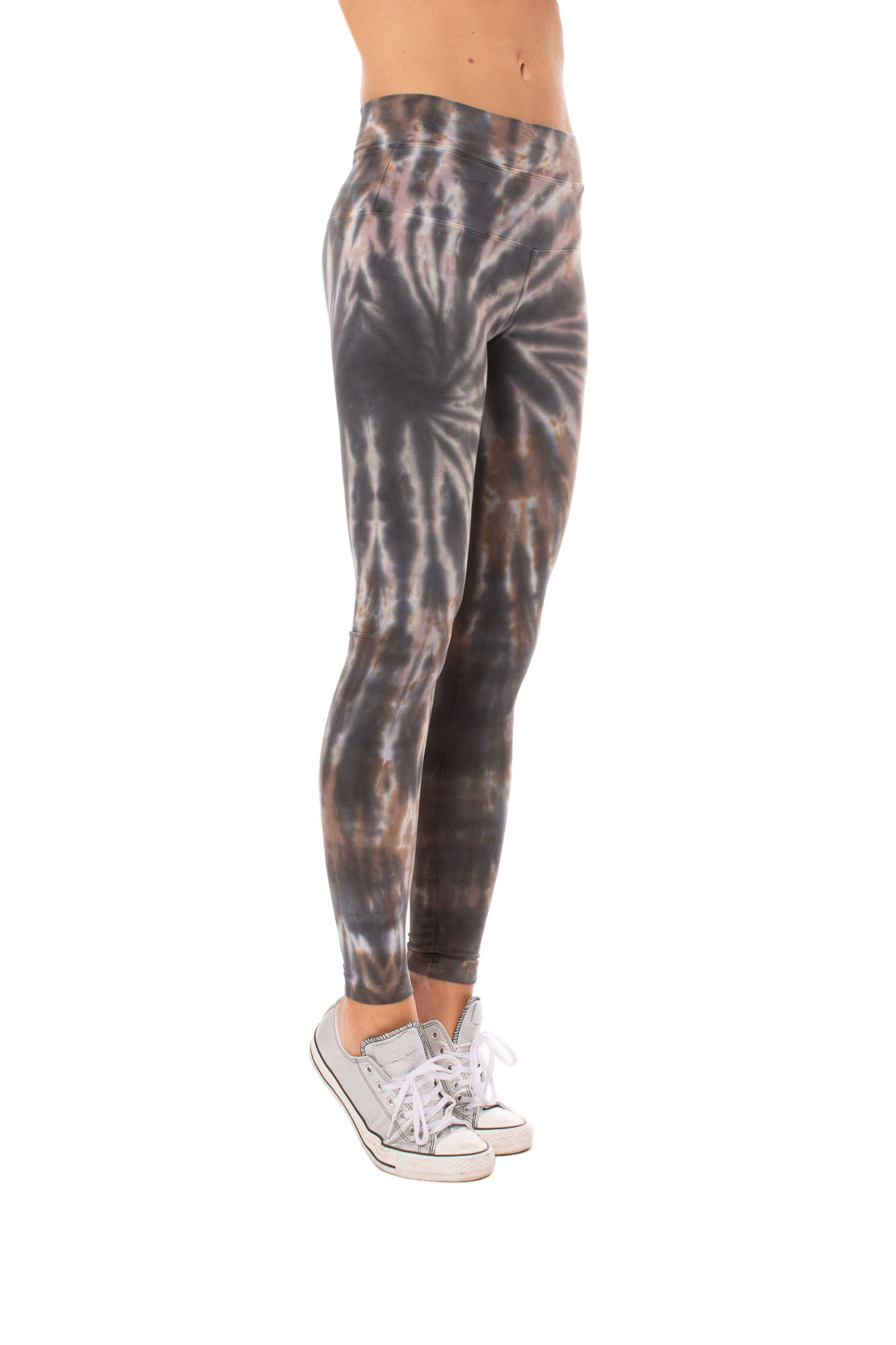 Hard Tail Forever - High Rise Ankle Legging (W-566, Tie-Dye TTS2)