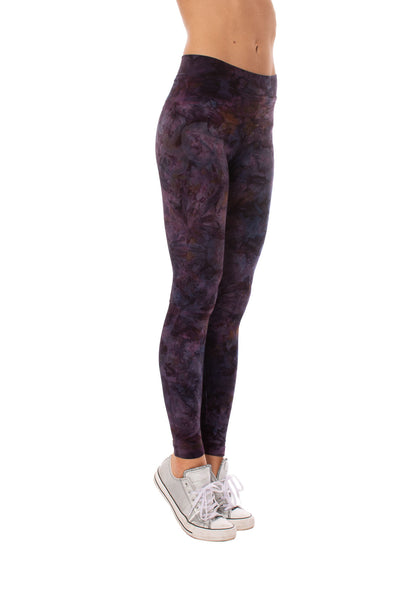 Hard Tail Forever - High Rise Ankle Legging (W-566, Tie-Dye TLW2)