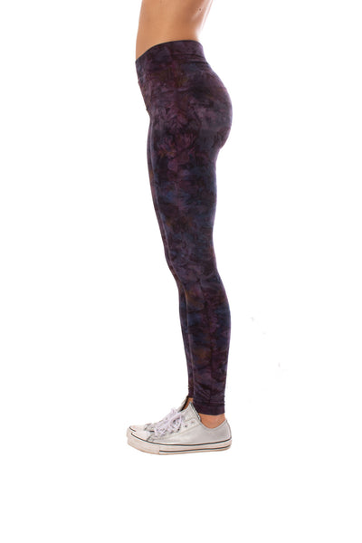 Hard Tail Forever - High Rise Ankle Legging (W-566, Tie-Dye TLW2) alt view 2