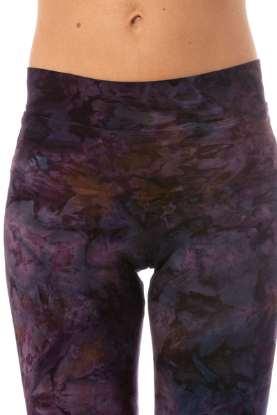 Hard Tail Forever - High Rise Ankle Legging (W-566, Tie-Dye TLW2) alt view 5