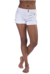 Habitat Short (Style H0112-R13, White) by Sanctuary