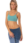 Cropped Bound Tank (Style 566, Marine) by Hard Tail Forever
