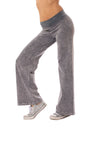 Hard Tail Forever - Wide Leg Roll Down Pants (W-326, Mineral Wash MW11) alt view 1