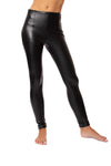 Lysse - Faux  Leather Leggings (1379, Black)