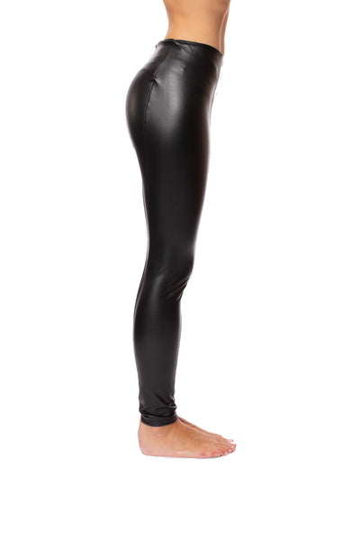 Lysse - Faux  Leather Leggings (1379, Black) alt view 1