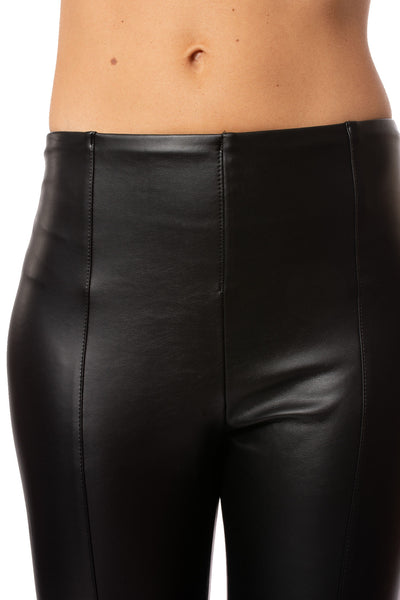 Lysse - Faux  Leather Leggings (1379, Black) alt view 4