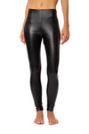 Lysse - Faux  Leather Leggings (1379, Black) alt view 6