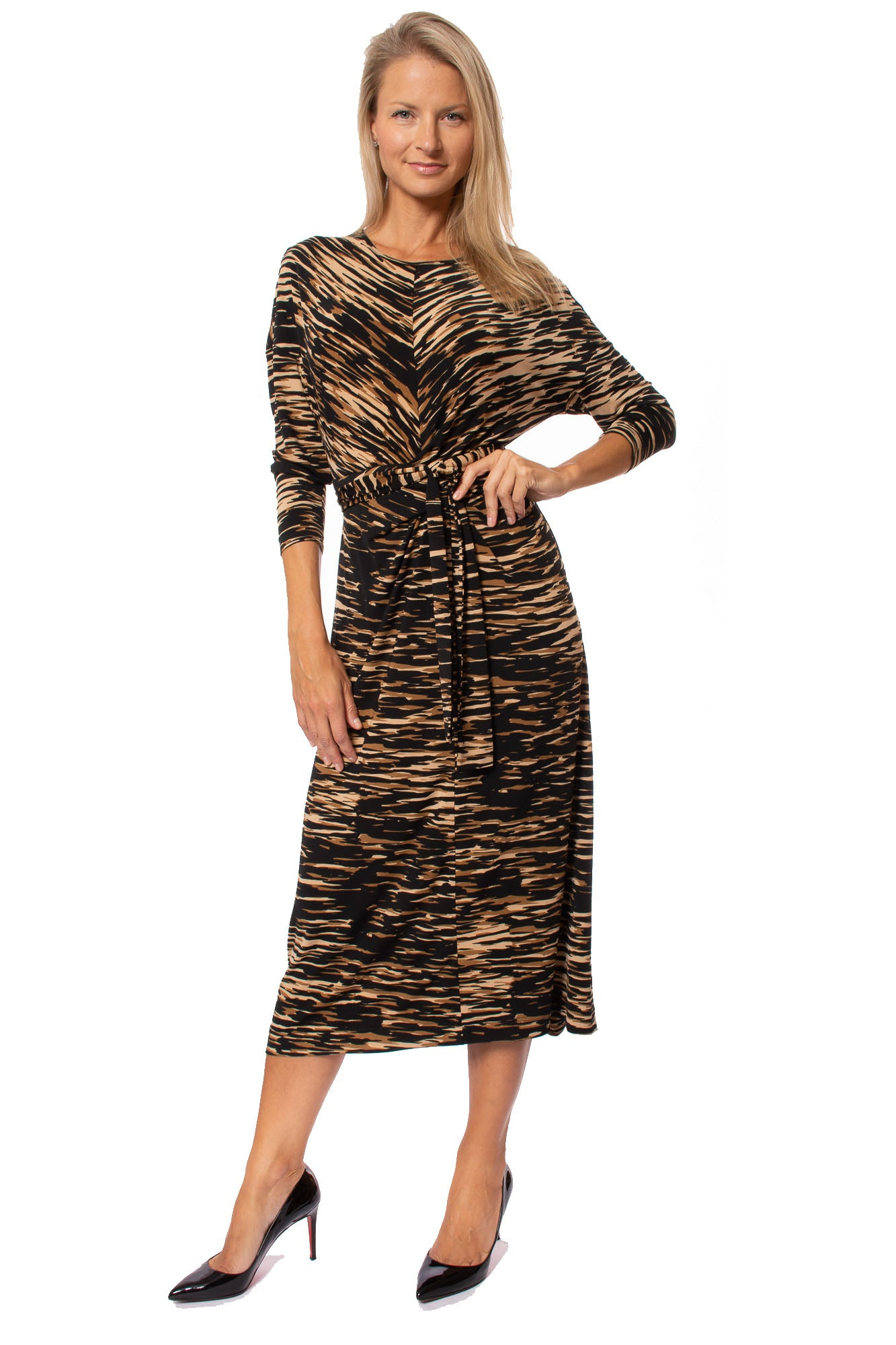 Lysse - Bryant Dress (2293, Zebra)