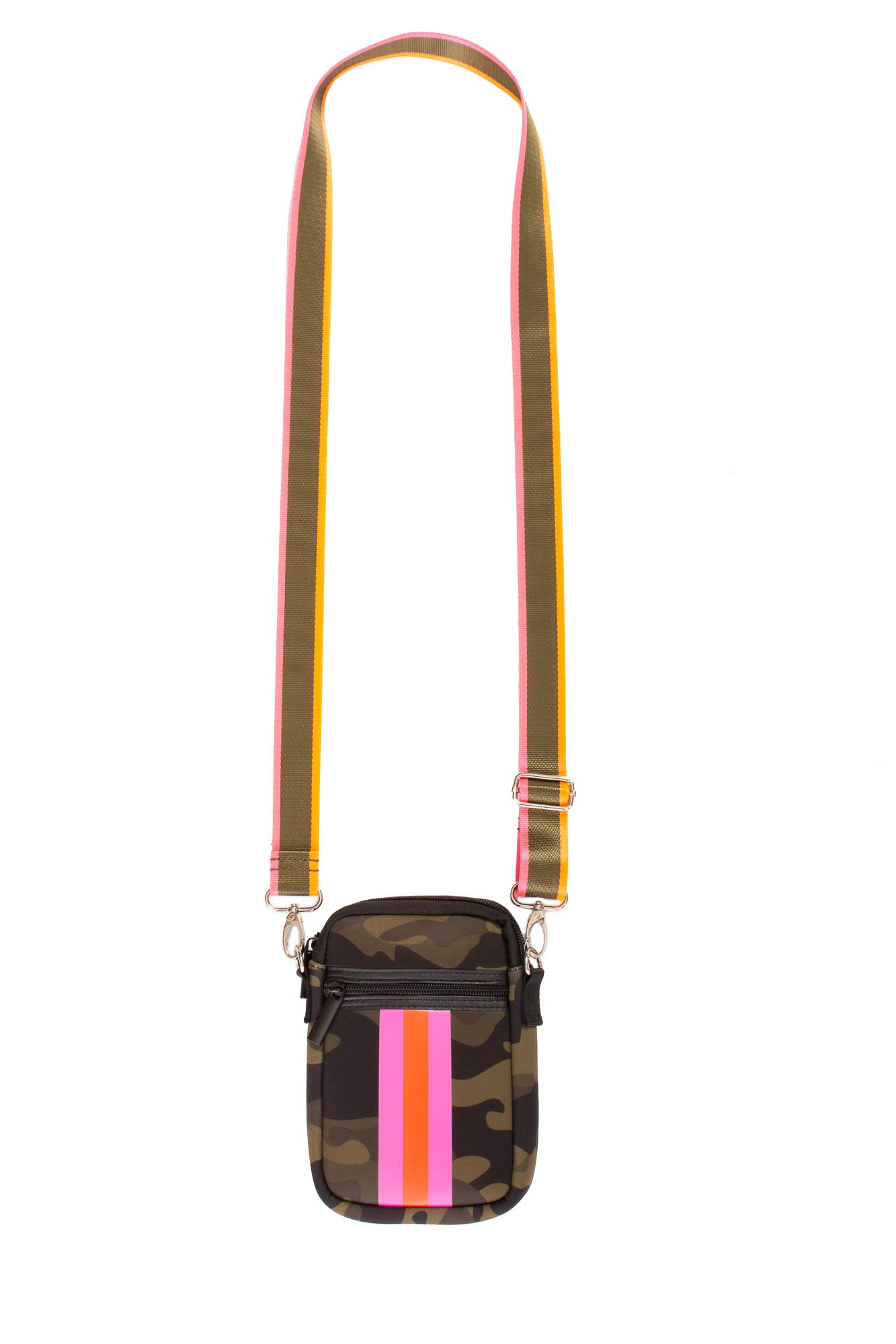 Haute Shore - Casey (CASEY, Green Camo w/Pink Orange Stripe)