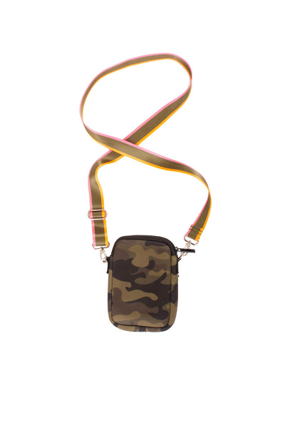 Haute Shore - Casey (CASEY, Green Camo w/Pink Orange Stripe) alt view 1