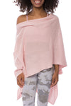 Poncho (Style S4549C17, Tearose) by Minnie Rose