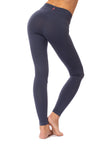 Hard Tail Forever - High Rise Ankle Legging (W-566, Storm) alt view 2