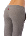 Hard Tail Forever - Easy Pocket Lounge Pant W/Lurex (HGF-07, Heather Gray w/Gold Lurex) alt view 4