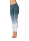 Hard Tail Forever - Flat Waist Ankle Legging (W-452, Ombre OMW6)