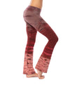 Hard Tail Forever - Flat Waist Wide Flare Bottom (W-453, Tie-Dye RH69)