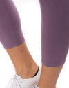 Hard Tail Forever - Flat Waist Capri (W-374, Grape Vine) alt view 5