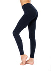 Hard Tail Forever - Contour Roll Down Ankle Legging (W-338, Past Midnight)