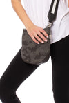 Quilted Koala - Mini City Bag (MINI CITY BAG, GRYCAMO)