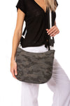 Quilted Koala - City Bag (CITY BAG, Black & Camo)