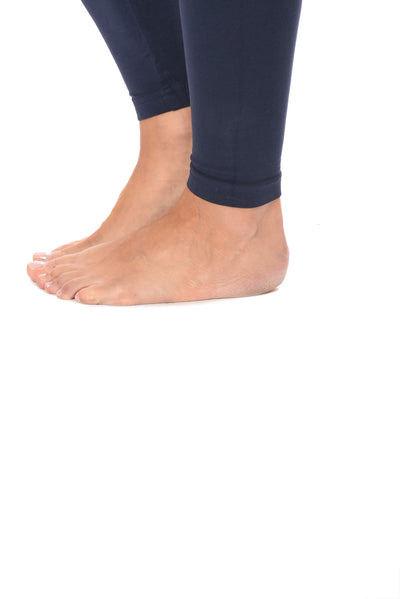 Hard Tail Forever - Contour Roll Down Ankle (W-338, Denim) alt view 5