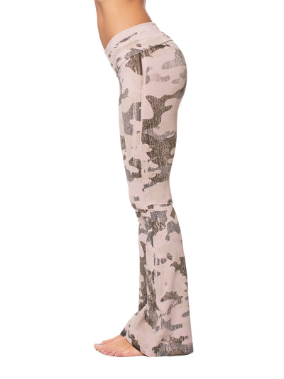 Hard Tail Forever - Cont Rd Boho Bell Camo (W-598, Rose Camo) alt view 2