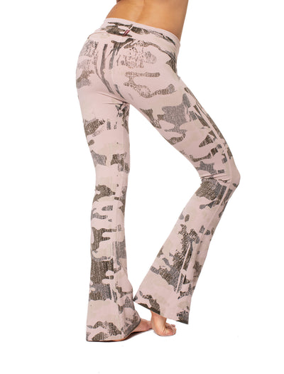 Hard Tail Forever - Cont Rd Boho Bell Camo (W-598, Rose Camo) alt view 3