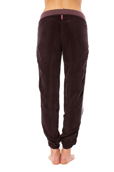 Hard Tail Forever - Bemberg Speed Racer Pant w/Elastic Ankles (BEM71, Dark Night Mauve) alt view 1