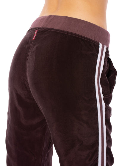 Hard Tail Forever - Bemberg Speed Racer Pant w/Elastic Ankles (BEM71, Dark Night Mauve) alt view 2